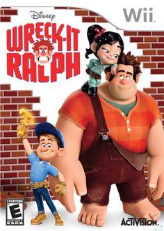 Vida Bajo Tierra: Wreck It Ralph  The Video Game para Wii | Video