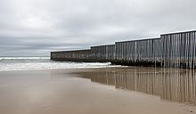 Mexico–United States barrier - Wikipedia
