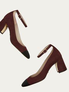 Compras para la vuelta a la oficina: zapatos de Massimo Dutti