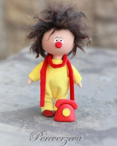 #времякукол17 #cozyhomehandmadewithlove #handmade #doll #dolls #авторскаяработа #авторскаякукла #ручнаяработа #полунин #асисяй #интерьернаяигрушка #clown #funster #funyman #вячеславполунин