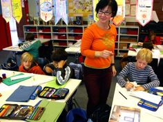 13 Common Sayings to Avoid   Edutopia  The discussion in the comments is actually almost more interesting: I also wonder for you, why students must leave the class in a group, why silent lines are necessary and why more tolerance is given to students who are asked to do something that is not only extremely unnatural for them, but also for adults. Have you ever seen adults in line for a movie or seating in a restaurant? If you can't change the school, try changing how you respond to it.