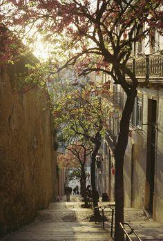 Lisbon, Portugal (by Alejandro Melero)