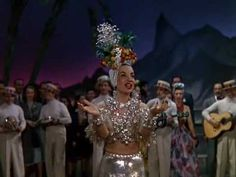 Carmen Miranda - Chica Chica Boom Chic (That Night In Rio)