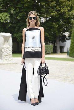 Street style from Paris haute couture autumn '14/'15 gallery - Vogue Australia