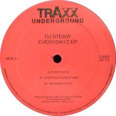 DJ Steaw - Everydayz EP