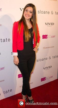 Alex Frnka at the Sloane & Tate launch party
