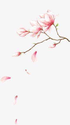 Cartoon blooming flower petals falling PNG and Clipart Blooming Flowers, Flower Petals, Bright Flowers, Fall Flowers, Gift Flowers, Bouquet Flowers, Flowers Garden, Art Floral, Watercolor Flowers