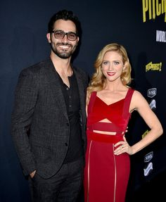 Tyler Hoechlin Photos: Premiere Of Universal Pictures' 'Pitch Perfect 2' - Red Carpet