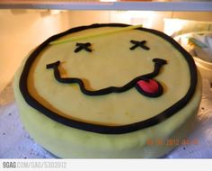 Looking for an idea for the annual back to school cake and not finding anything for teen boys :(