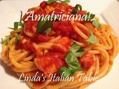 Amatriciana 2 with script named