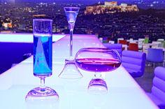 Cocktails at ATRIUM Bar & Lounge