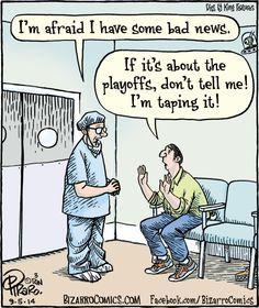 Bizarro by Dan Piraro - Bizarro Comic Strip Funny Cartoon Pictures, Cartoon Jokes, Funny Cartoons, Funny Jokes, Hilarious, Dad Jokes, Funny Comics, Bd Comics, Free Comics