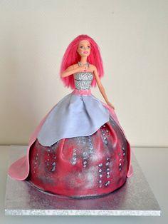 Barbie rockowa księżniczka