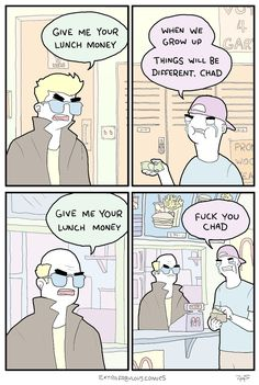 Fucking Chad.   http://ift.tt/1KAfR34 via /r/funny http://ift.tt/1ovoSQA  funny pictures