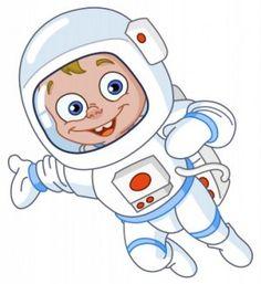 jeu enfant sur l'espace
