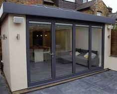 Complete Solutions for Bi Fold Doors, Windows, Patio Doors, French Doors Modern Conservatory, Conservatory Kitchen, Kitchen Orangery, Conservatory Interiors, House Extension Plans, House Extension Design, Roof Extension, Extension Ideas, Bungalow Extensions