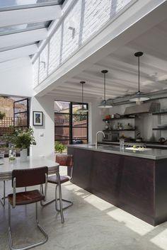 Image result for metal catwalk residential