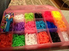 These are some of my rubber bands