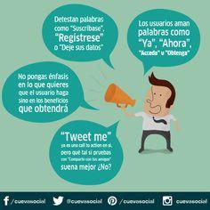 #tweet #SocialMedia #CallToActions