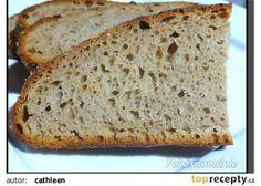 Žitný chleba recept - TopRecepty.cz Bread Recipes, Banana Bread, Make It Yourself, Desserts, Basket, Pineapple, Brot, Tailgate Desserts, Postres