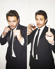 If I don't marry James Franco I will consider my entire life a failure