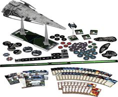 Hunt Down and Destroy the Rebellion - Fantasy Flight Games