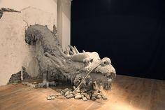 """""""Cement Dragon"""" Yang Yongliang"""