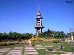 Farol de Belém - Mangal das Garças. Belém, Pará - Brasil