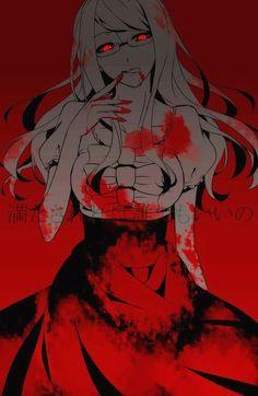 Image about anime in Tokyo Ghoul & Re: by Kxnny - Imagem de tokyo ghoul, anime, and rize - Anime Yugioh, Manga Anime, Anime Body, Anime Pokemon, Kaneki, Tsukiyama, Vocaloid, Tokyo Ghoul Rize, Anime Quotes Tumblr