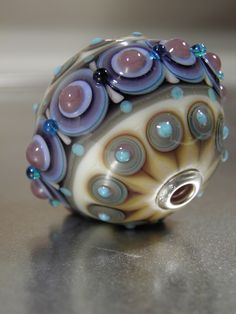 Handmade Glass Beads - Jennie Lamb www.raspberryrings.etsy.com www.facebook.com/raspberryrings