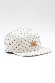 Perfect pattern, so sick / STATELY 5 PANEL HAT