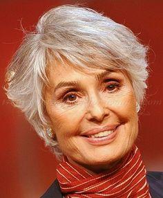 More Silver Fox Hair Styles, For Medium Texture, Wavy Hair