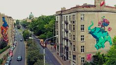 As imagens mais bacanas de arte urbana que o Google Street Art Project reuniu pelo mundo