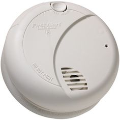 First Alert Smoke Alarm (photoelectric Sensor)