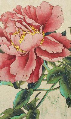 tattoos in japanese prints Japanese Peony Tattoo, Japanese Tattoo Designs, Japanese Sleeve Tattoos, Japanese Flowers, Tattoo Japonais, Art Japonais, Mandala Flower, Flower Art, Lotus Flowers