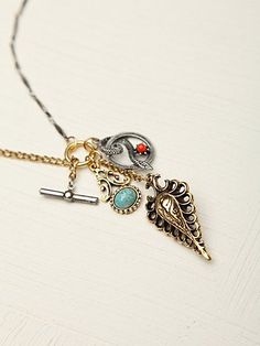 Charmed Lariot Pendant