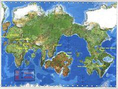 Atlantis The Lost Civilization | Ancient World Maps showing Lemuria, Atlantis and more, page 1