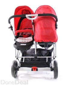 Buggies For Sale in Ireland Double Prams, Double Twin, Cot, Doorway, Print Patterns, Baby Strollers, Twins, Safety, Colours