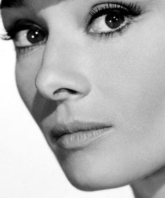 Stunning. - Audrey Hepburn