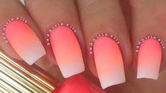New nail art 2018 17 best nail art designs for short nails . Easy Nails, Easy Nail Art, Cool Nail Art, Simple Nails, Spring Nail Art, Winter Nail Art, Simple Nail Art Designs, Best Nail Art Designs, Love Nails