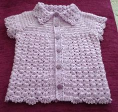 Çok Beğeneceğiniz 44 Bebek Yelek Örgü Modelleri Crop Tops, Crochet, Sweaters, Modern, Fashion, Crochet Coat, Crochet Blouse, Outfits, Herb