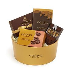 GODIVA Party Snacks Delight Gift Box - $59.99 - FREE SHIPPING