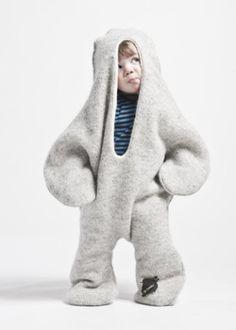 Baby Seal Blanket PJs - Vík Prjónsdóttir | Oh the cuteness!