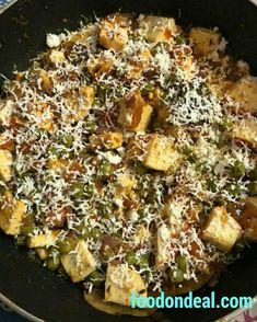 #PaneerBhurji #Yummy #TastyFood #Foodies #FoodonDeal #FreshDeal #TummyLoader #Paneer #PannerLover     https://www.foodondeal.com/