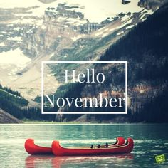 November: that time of the year when we see Thanksgiving and Christmas coming. Welcome November, Hello November, November 2019, Autumn Aesthetic, New Month, Come And Go, New Start, Time Of The Year, Nature Photos