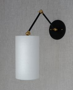 elbow sconce bone simple design bright special lighting