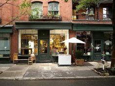 Eat // takeaway: Bluefish Salads & Avocado Toast @ Iris Café, Brooklyn http://iriscafenyc.com/