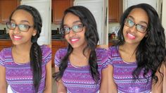 """Cute & Easy Hairstyles (with aBHair Extensions) """"LIY15"""" (15% OFF when buy products on abhair.com)"""