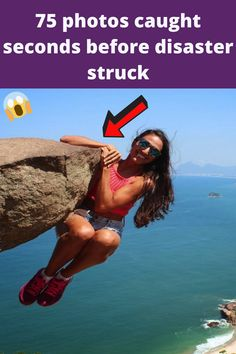 75 photos caught seconds before disaster struck Dancing On The Edge, Bizarre Pictures, Something To Remember, The Hard Way, Show Photos, Bored Panda, Funny Pins, New Pins, Fun Facts