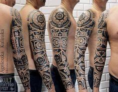how much does polynesian tattoos cost Tribal Armband Tattoo, Tribal Sleeve Tattoos, Forearm Tattoos, Arm Band Tattoo, Tatau Tattoo, Marquesan Tattoos, Maori Tattoo Designs, Tattoo Sleeve Designs, Rose Tattoos